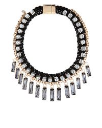 Coast | Black Mara Necklace | Lyst