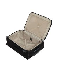 Samsonite - Base Hits Black 4 Wheel Medium Case - Lyst
