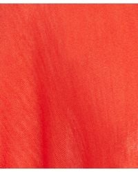 Etro - Orange Wide Arm Wool Knit Jumper - Lyst