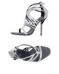 Vionnet - Metallic Sandals - Lyst
