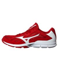 Mizuno - Red Players Trainer for Men - Lyst