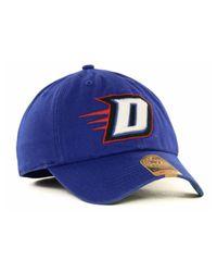 47 Brand | Depaul Blue Demons Ncaa '47 Franchise Cap for Men | Lyst