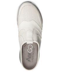 Aerosoles | White Jumping Jack Slip-On Sneakers | Lyst