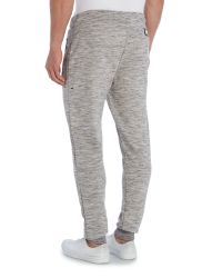 Criminal Damage - Gray Space Tailored Fit Tracksuit Bottoms for Men - Lyst