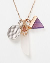 "Samantha Wills - Purple Shore'S Freedom Necklace, 24"" - Lyst"