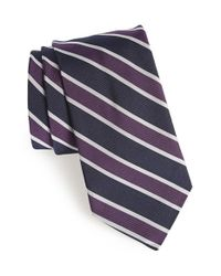 Todd Snyder | Blue Silk & Cotton Tie for Men | Lyst