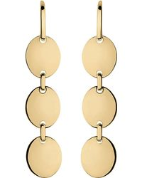 Links of London | Metallic Grace 18ct Yellow Gold Vermeil Earrings | Lyst