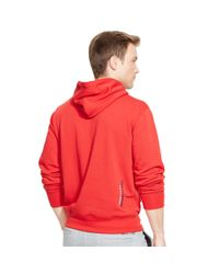 Pink Pony - Red Fleece Pullover Hoodie for Men - Lyst