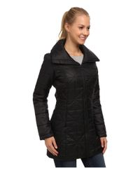 The North Face - Black Insulated Arlayne Jacket - Lyst
