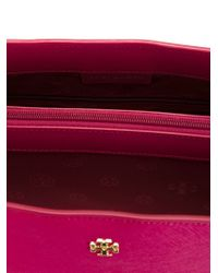 Tory Burch   Pink Large Tote   Lyst