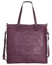 Sanctuary | Purple Indie Tote | Lyst