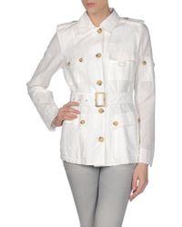Allegri - White Full-length Jacket - Lyst