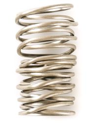 Kelly Wearstler - Metallic 'rebound' Ring - Lyst