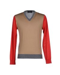 DSquared² | Natural Jumper for Men | Lyst