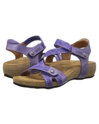 Taos Footwear - Blue Trulie - Lyst