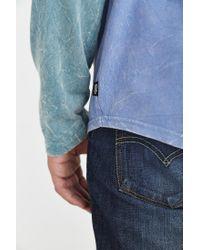 Vans - Green Star Struck Long-Sleeve Pullover Hooded Tee for Men - Lyst