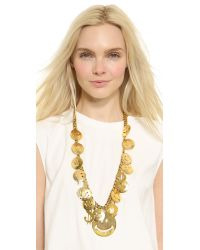 Erickson Beamon - Metallic Dream Syndicate Pendant Necklace - Lyst