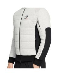 Ralph Lauren | Multicolor Cotton-blend-fleece Jacket for Men | Lyst