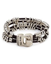 Uno De 50 - Metallic With Chaping Bracelet - Lyst