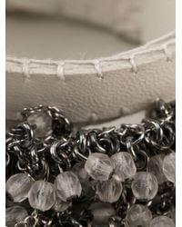 Jean-Francois Mimilla | White Wrap Bracelet | Lyst