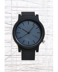 Komono - Fat Wizard Watch In Black for Men - Lyst