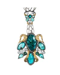 Alexis Bittar - Green Olmeca Grand Pendant You Might Also Like - Lyst