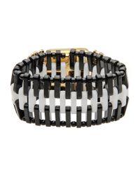 Marni | Black Bracelet | Lyst