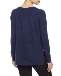 Joie | Blue Rudolpha Sweater | Lyst