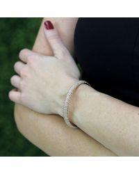Mattia Cielo   Metallic Universo Diamond Pave Bracelet   Lyst