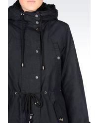 Armani Jeans - Blue Dust Jacket - Lyst