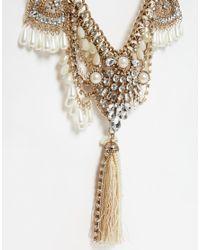 ALDO | Metallic Germansen Statement Necklace | Lyst