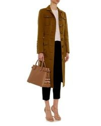 Burberry | Brown Banner Medium Leather Tote | Lyst