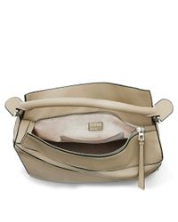 Loewe - Natural Puzzle Medium Leather Bag - Lyst