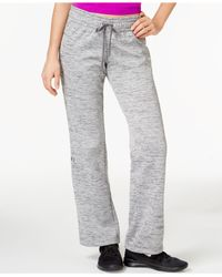 Under Armour | Gray Storm Heathered Pants | Lyst
