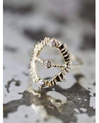 Free People | Metallic Light Above Light Below Ring | Lyst