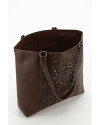 Pendleton - Brown Thomas Key Lasercut Tote Bag - Lyst