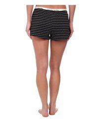 Calvin Klein - Black Collage Short W/ Elastic Ck Logo - Lyst