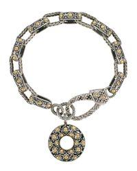 John Hardy | Yellow Jaisalmer Charm Bracelet | Lyst
