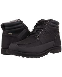 Keen | Black The Ace Wp for Men | Lyst
