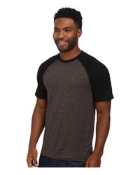 Smartwool | Brown Nts Micro 150 Combo Tee for Men | Lyst