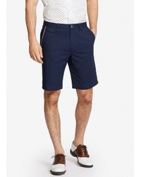 Bonobos - Blue The Piped Short for Men - Lyst