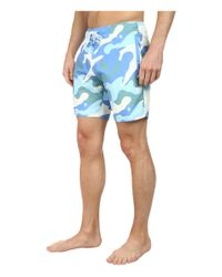 Wesc | Blue Warhol X Boardshorts for Men | Lyst