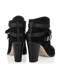 Jimmy Choo | Black Melba | Lyst