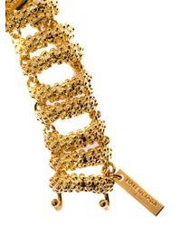 Balenciaga - Metallic Bubble Chain Necklace for Men - Lyst