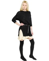 Étoile Isabel Marant - Black Wool & Alpaca Blend Sweater - Lyst