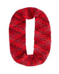 Eugenia Kim - Red Chunky Knit Infinity Scarf - Lyst