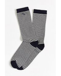 Obey | Black Fillmore Sock for Men | Lyst