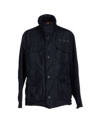 Dekker - Blue Jacket for Men - Lyst