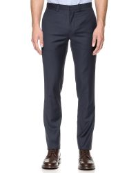 Theory - Blue Marlo Boreal Trousers for Men - Lyst