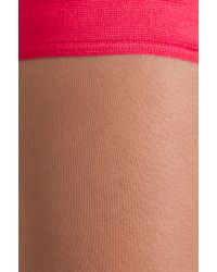 Wolford | Natural Eyla Stay Up Thigh Highs in Blush | Lyst